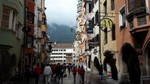 Das goldenen Dachl in Innsbruck
