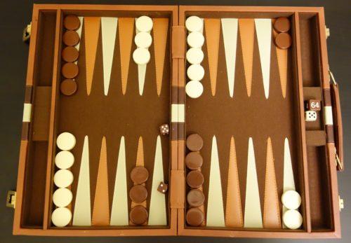 Backgammonspiel