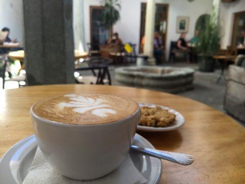 cafe brujula oaxaca