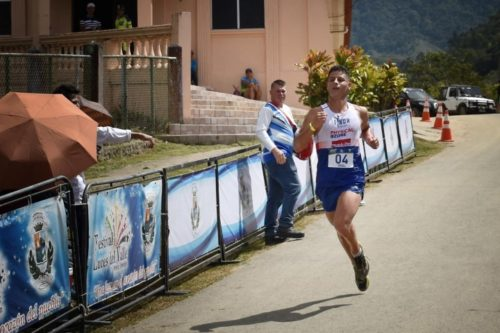 Carrera Chirripó 2018 Jhony Fallas Navarro