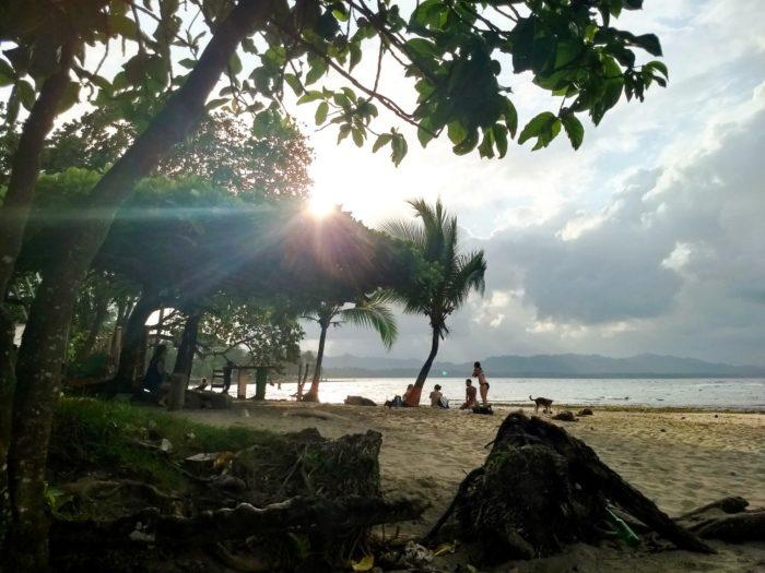 Puerto Viejo Caribbean Costa Rica Beach