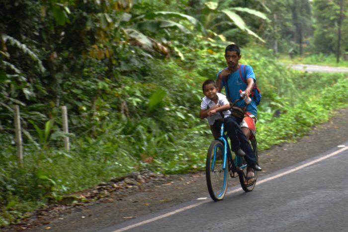 Puerto Viejo, Caribbean, Biking to Manzanillo